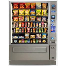 Crane National Merchant 6 181d Snack Vending Machine
