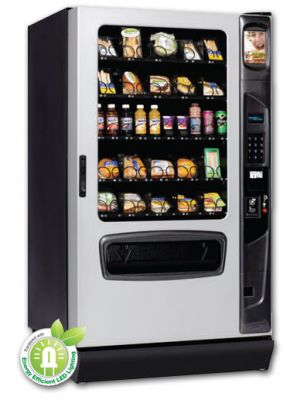 Cold / Frozen Food - Vending Machines New, Used, and Refurbished