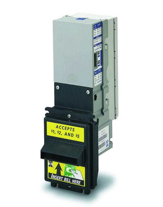 Mars MEI 2000 Series VN2501 Bill Acceptor Validator 110V $1 $5 vending  machine flash port