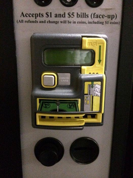 Mars MEI credit card bezel reader processor